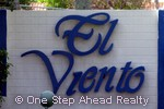 sign for El Viento