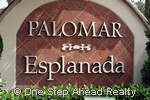 sign for Palomar