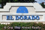 sign for El Dorado