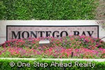 sign for Montego Bay