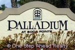 sign for Palladium
