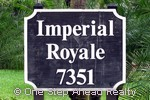 sign for Imperial Royale